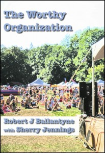 Old cover page for The Worthy Organization